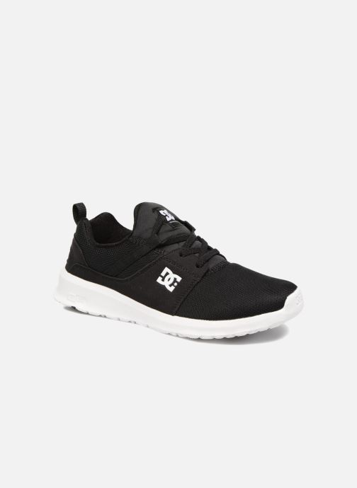 Baskets DC Shoes Heathrow Kids Noir vue détail/paire