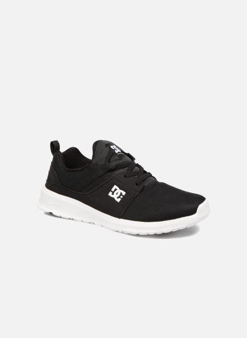 Deportivas DC Shoes Heathrow Kids Negro vista de detalle / par