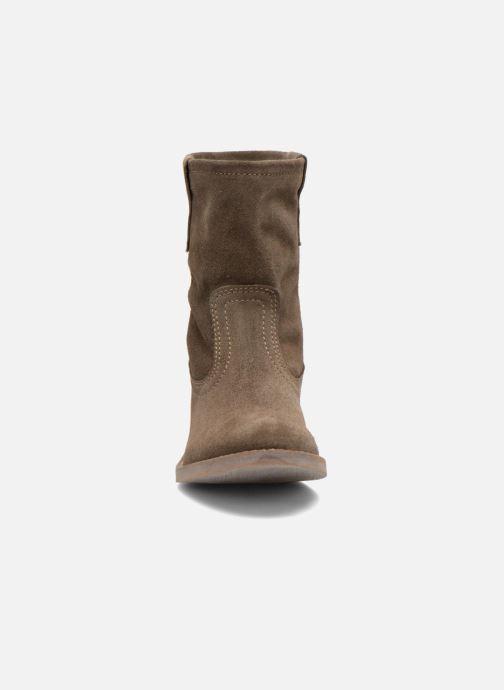 Boots en enkellaarsjes Buffalo Lisa Groen model