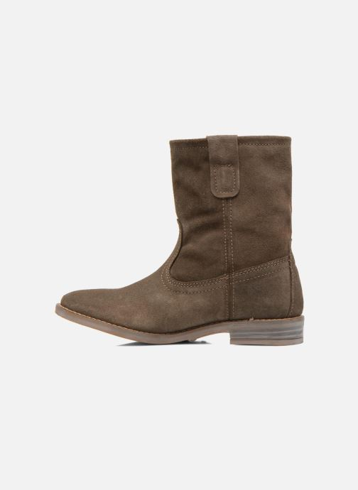 Boots en enkellaarsjes Buffalo Lisa Groen voorkant