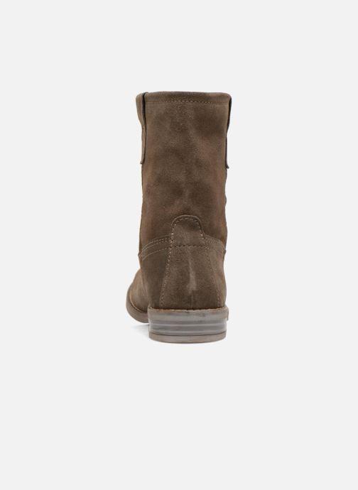 Stiefeletten & Boots Buffalo Lisa grün ansicht von rechts