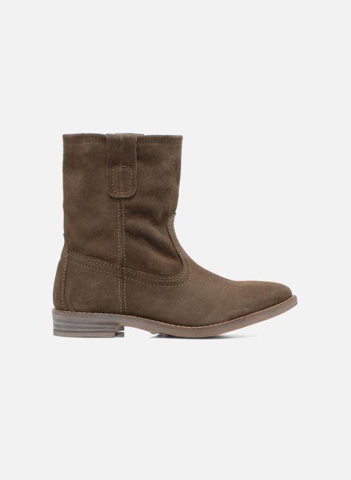 Boots en enkellaarsjes Buffalo Lisa Groen achterkant