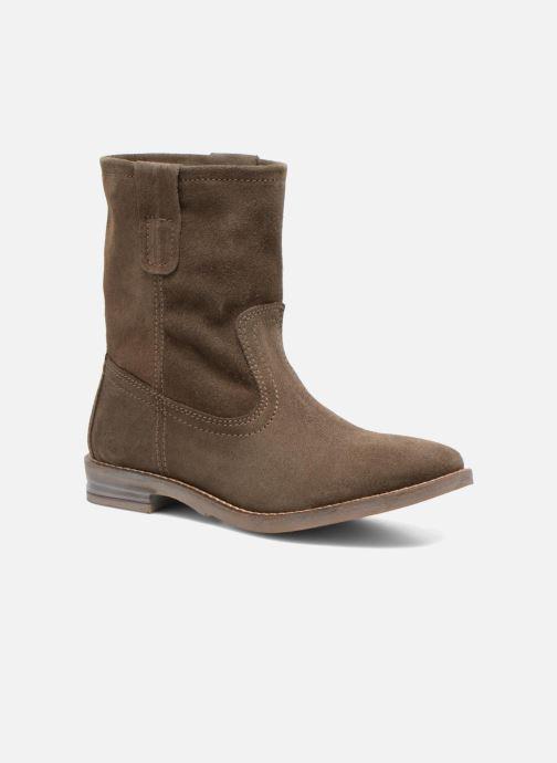 Boots en enkellaarsjes Buffalo Lisa Groen detail