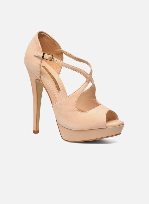 Sandalen Buffalo Alicia beige detaillierte ansicht/modell