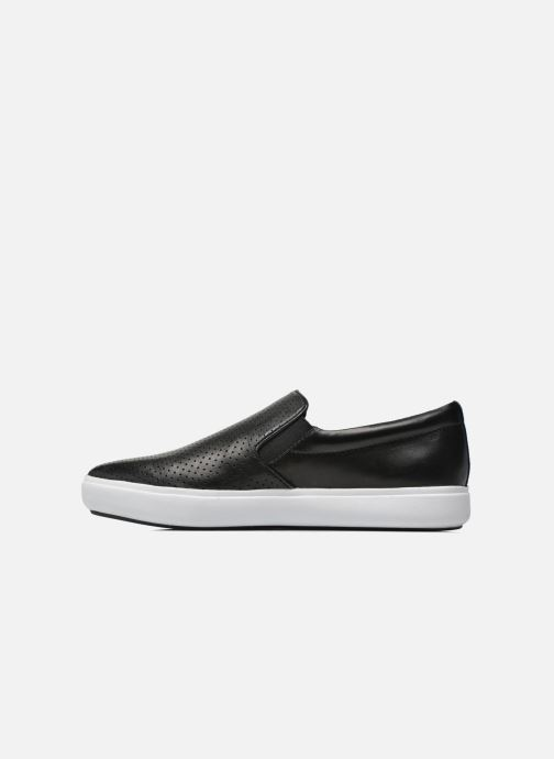 Mocassins DKNY Trey Noir vue face