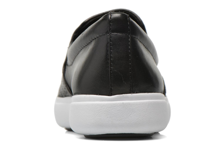 Mocassins DKNY Trey Noir vue droite