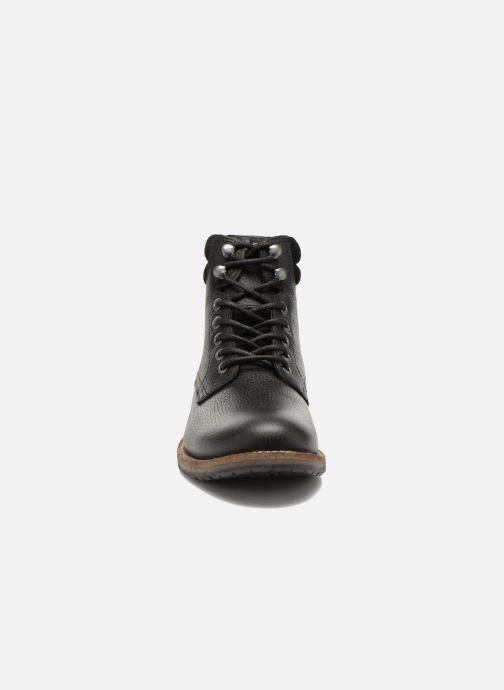Bottines et boots Redskins Clopan Noir vue portées chaussures