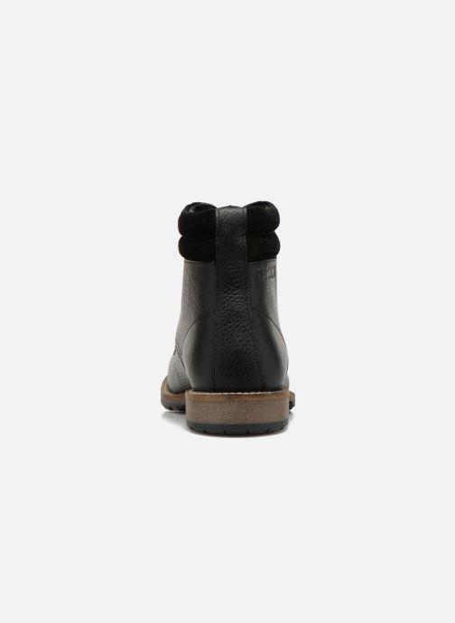Bottines et boots Redskins Clopan Noir vue droite