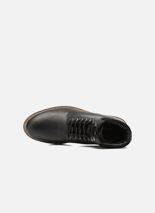 Bottines et boots Redskins Clopan Noir vue gauche