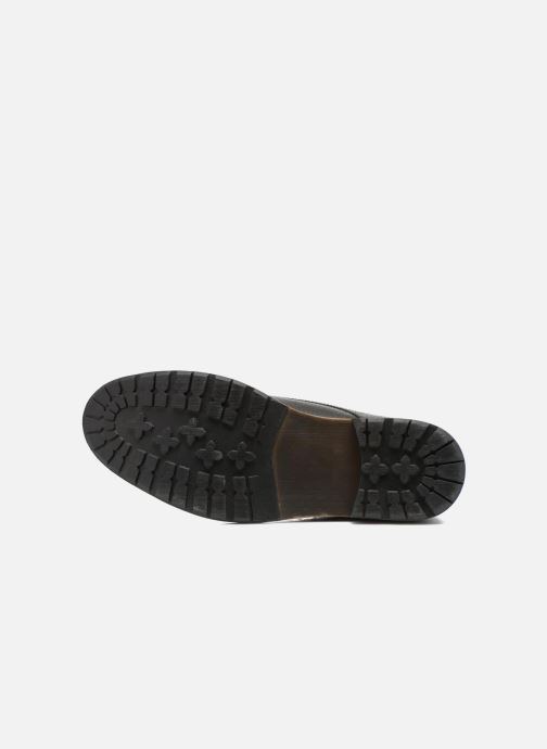 Bottines et boots Redskins Clopan Noir vue haut