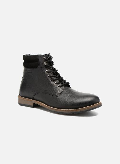 Bottines et boots Redskins Clopan Noir vue détail/paire