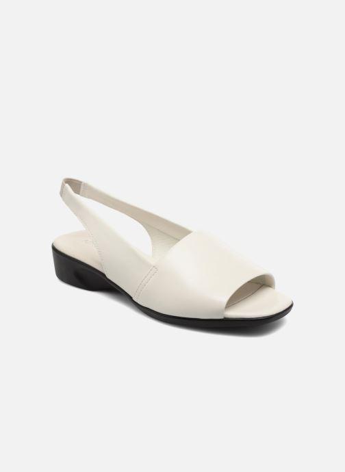 9ad55d9cb9d173 Aerosoles Cush Flow (White) - Sandals chez Sarenza (321185)