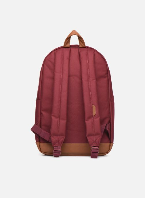 Sacs à dos Herschel Pop Quiz Bordeaux vue face
