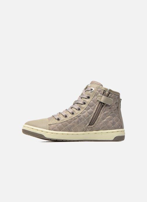 Sneakers Geox J Creamy B J54L5B Grigio immagine frontale