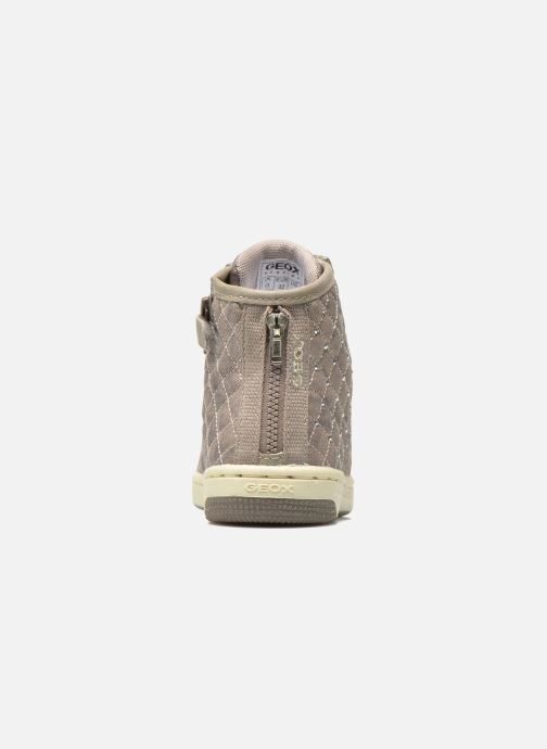 Sneakers Geox J Creamy B J54L5B Grigio immagine destra