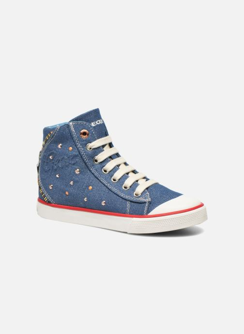 Sneaker Geox J Ciak G. B J6204B blau detaillierte ansicht/modell