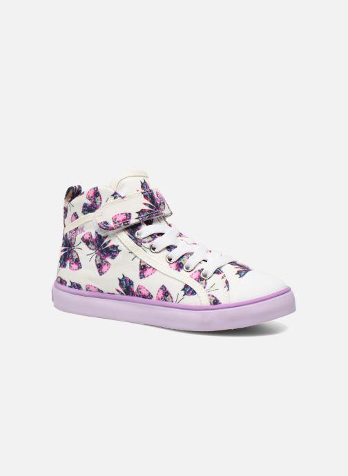 Sneakers Geox J Ciak G. C J6204C Viola vedi dettaglio/paio