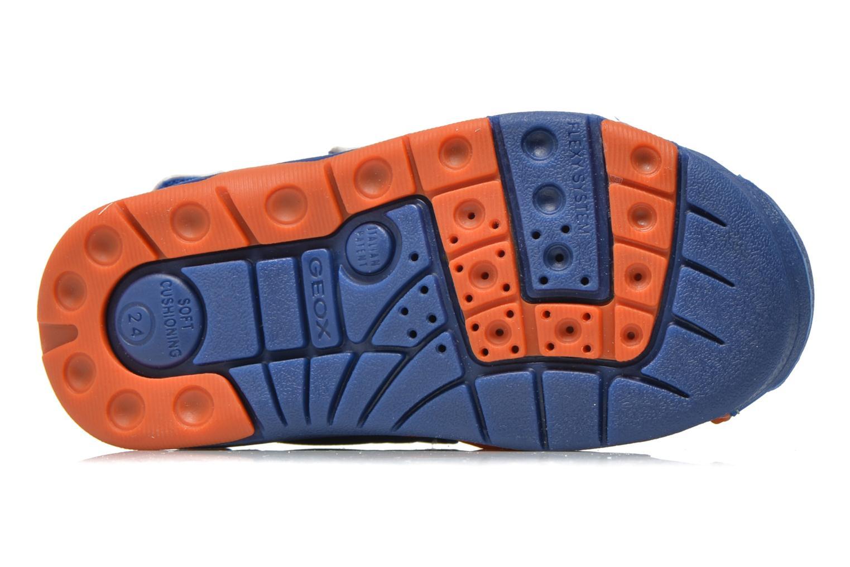 Sandali e scarpe aperte Geox B Sand.Multy B. B B620FB Azzurro immagine dall'alto
