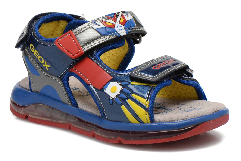 Sandales et nu-pieds Geox B Sand.Todo B. A B620GA Bleu vue détail/paire