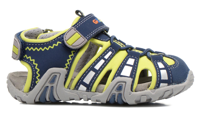Sandalen Geox B Sandal Kraze B B6224B Blauw achterkant