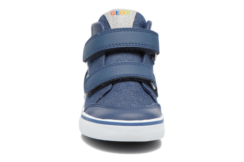 Sneakers Geox B Kiwi G. A B62D5A Blå bild av skorna på