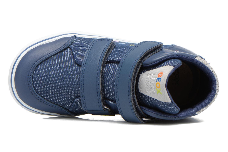 Sneakers Geox B Kiwi G. A B62D5A Blå bild från vänster sidan