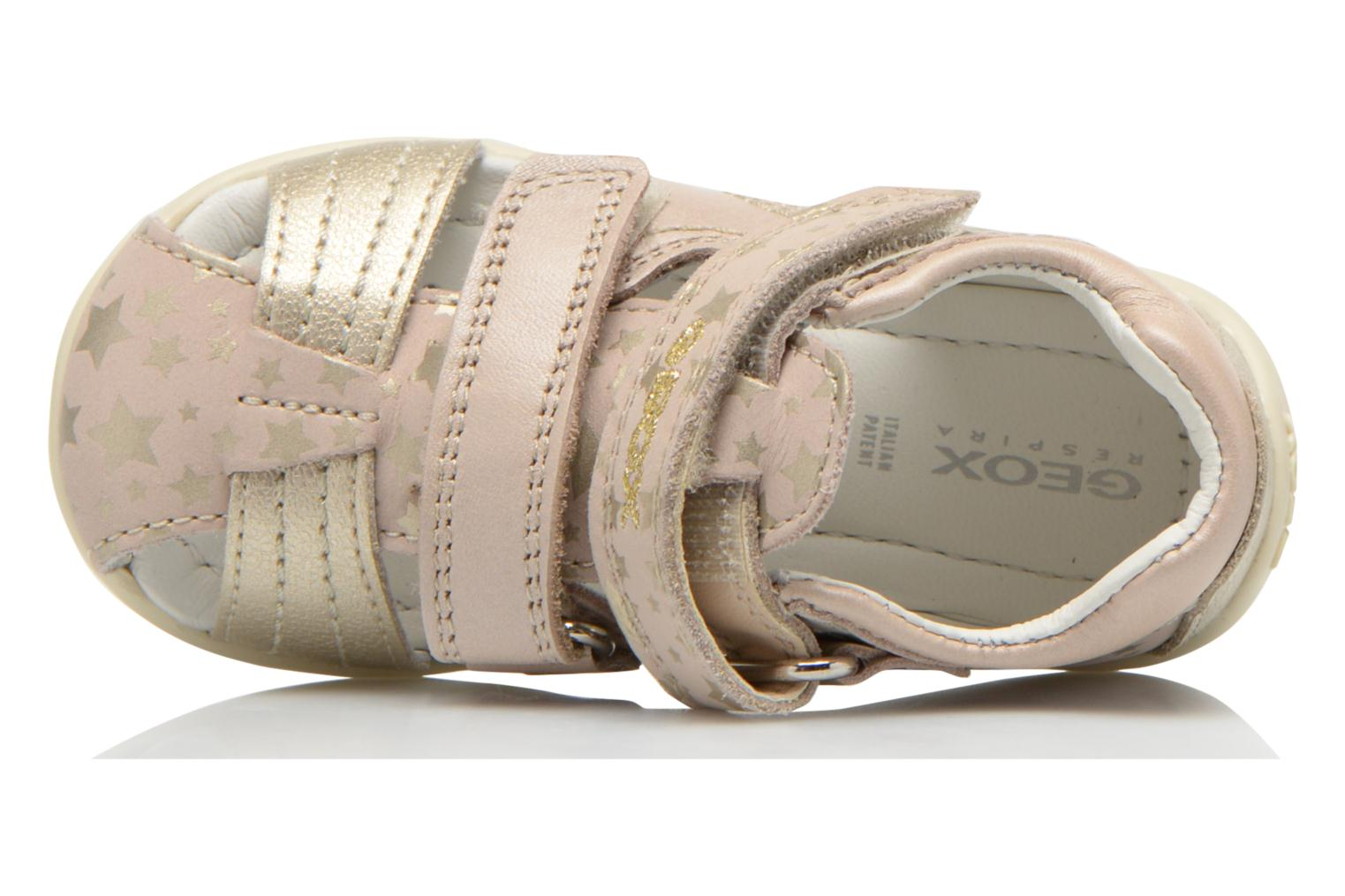 Sandals Geox B Kaytan G. G B5251G Beige view from the left