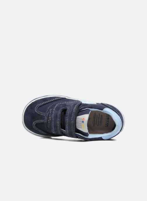 Sneakers Geox B Kiwi B. E B62A7E Blå se fra venstre