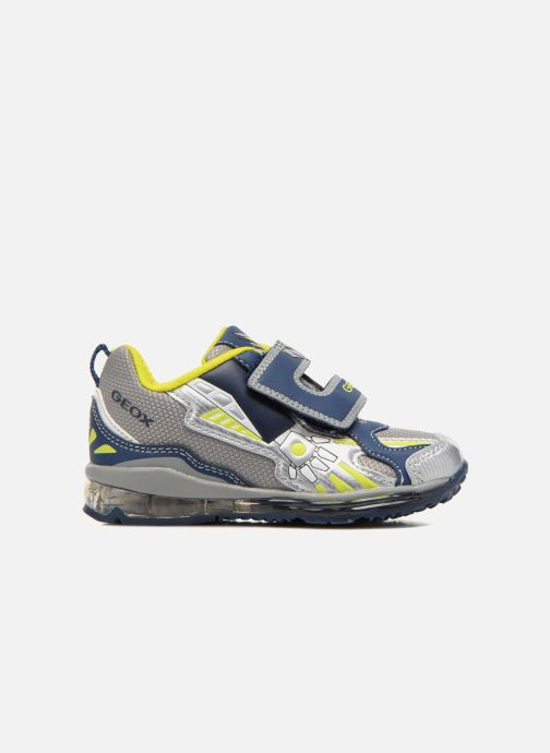 Sneaker Geox B TODO B. A B6284A grau ansicht von hinten