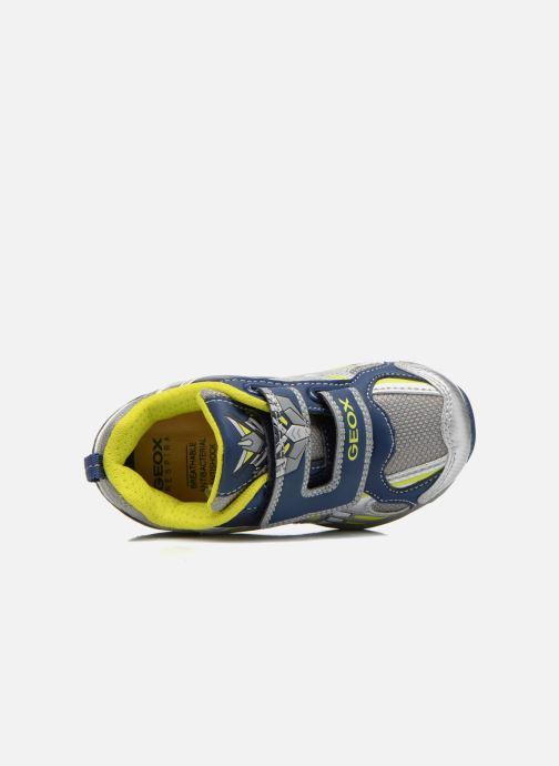Sneaker Geox B TODO B. A B6284A grau ansicht von links