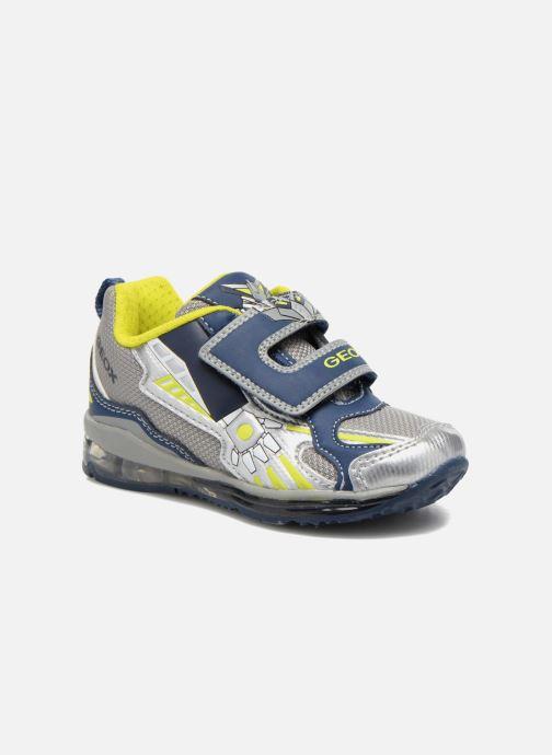 Sneaker Geox B TODO B. A B6284A grau detaillierte ansicht/modell