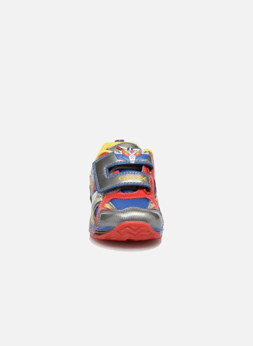 Baskets Geox B TODO B. A B6284A Multicolore vue portées chaussures