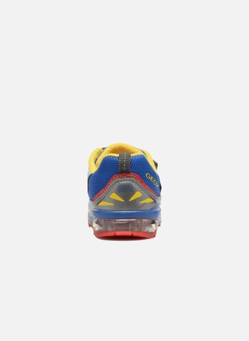 Sneakers Geox B TODO B. A B6284A Multicolore immagine destra