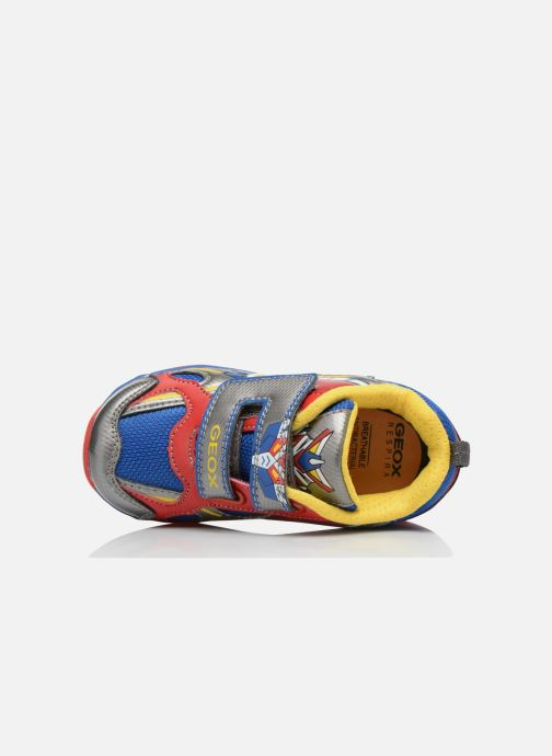Sneakers Geox B TODO B. A B6284A Multicolore immagine sinistra