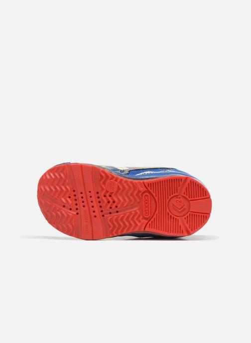 Sneakers Geox B TODO B. A B6284A Multicolore immagine dall'alto