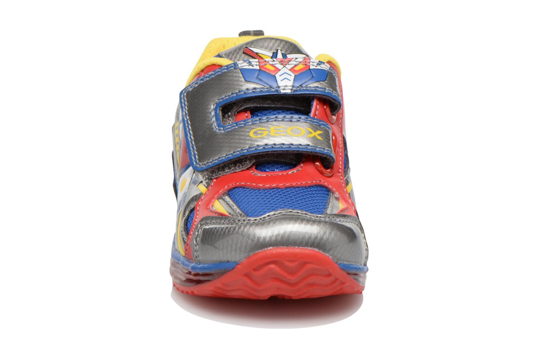 Baskets Geox B TODO B. A B6284A Multicolore vue portées chaussures