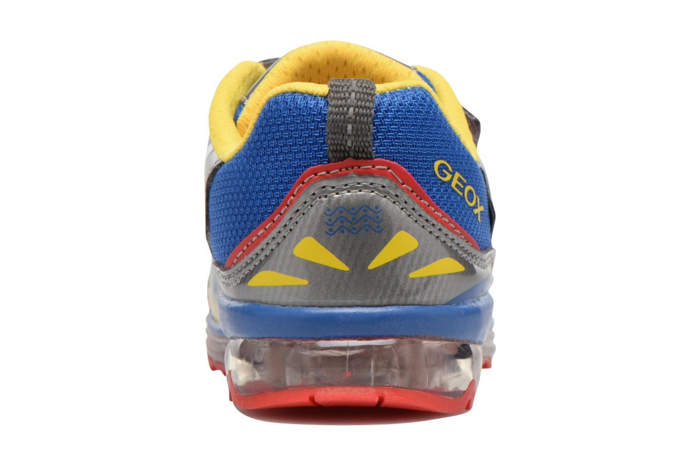 Baskets Geox B TODO B. A B6284A Multicolore vue droite
