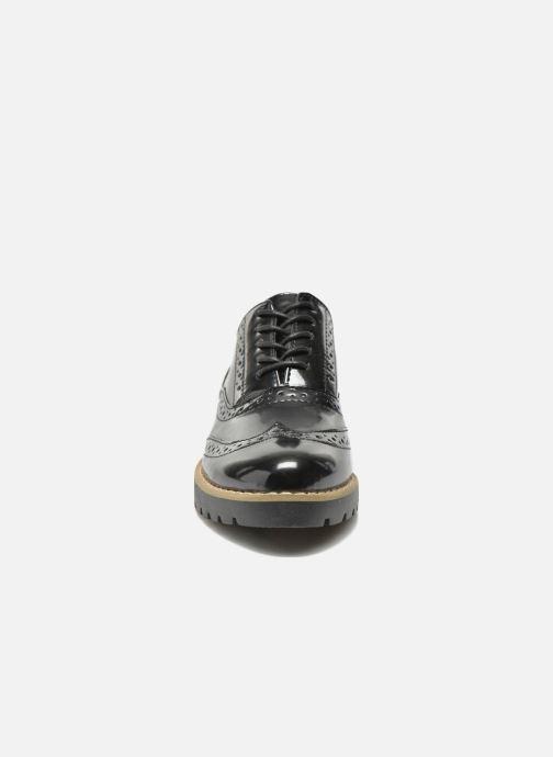 Schnürschuhe I Love Shoes THINA Size + schwarz schuhe getragen