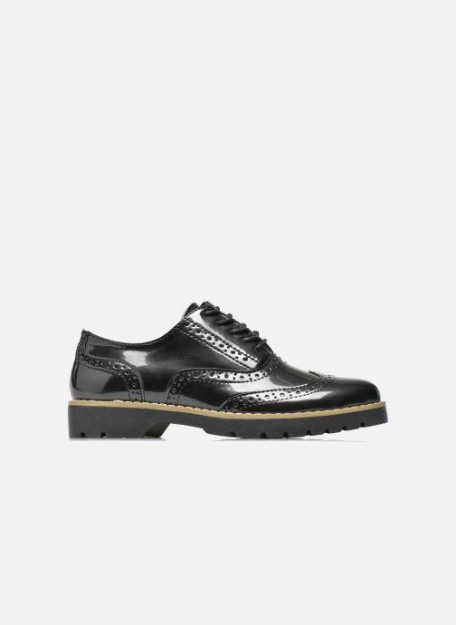 Zapatos con cordones I Love Shoes THINA Size + Negro vistra trasera