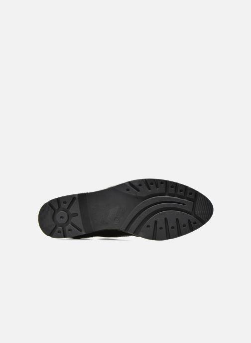 Schnürschuhe I Love Shoes THINA Size + schwarz ansicht von oben