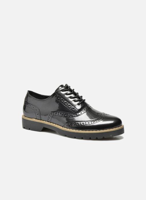 Schnürschuhe I Love Shoes THINA Size + schwarz detaillierte ansicht/modell