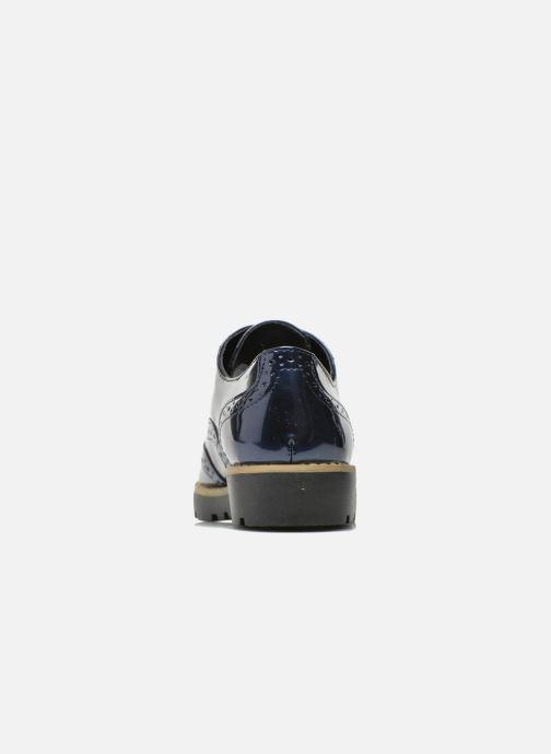 Veterschoenen I Love Shoes THINA Size + Blauw rechts