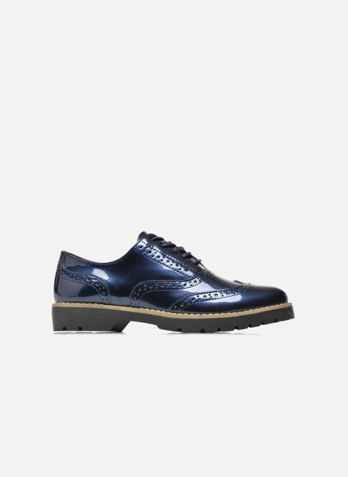 Veterschoenen I Love Shoes THINA Size + Blauw achterkant