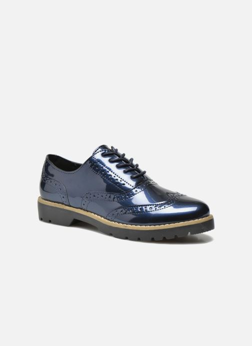 Veterschoenen I Love Shoes THINA Size + Blauw detail