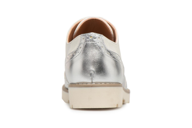 Chaussures à lacets I Love Shoes THINA Size + Argent vue droite