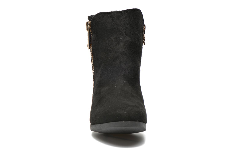 Bottines et boots Xti Saona Noir vue portées chaussures