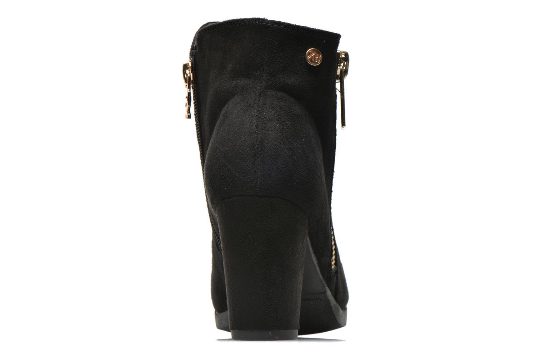 Bottines et boots Xti Saona Noir vue droite