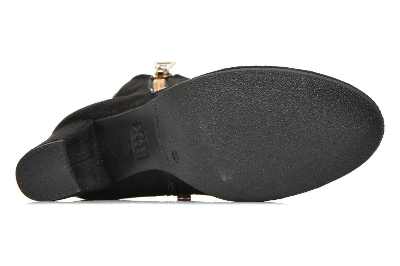 Bottines et boots Xti Saona Noir vue haut