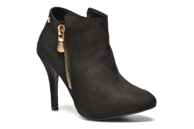 Ankle boots Xti Zanziba Black detailed view/ Pair view
