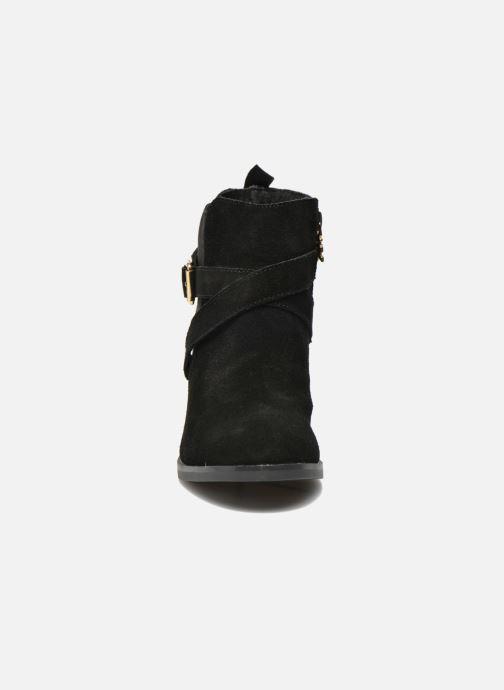 Bottines et boots Xti Bacardo Noir vue portées chaussures